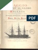 Giglioli, Viaggio intorno al globo 1876