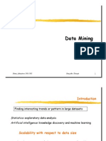 Iceberg Queries and Other Data Mining Concepts