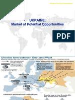 Ukraine as an Emerging Market