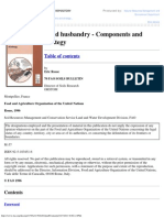 Land Husbandry - Components and Strategy-FAO