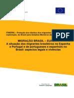 Icmpd Pesquisa Migração Brasil – Europa