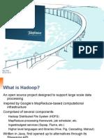R y Hadoop