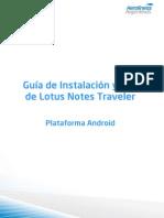 Guia de Uso e Instalacion Traveler Android