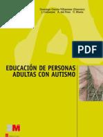 EDUCACIÓN DE PERSONAS ADULTAS CON AUTISMO