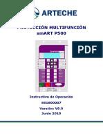 Manual de Usuario SmART_P500