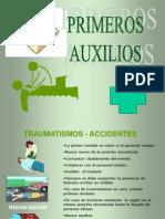 PRIMEROS AUXILIOS1