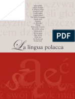 La lingua polacca