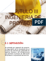3ra Parte Ingenieria de Proyecto