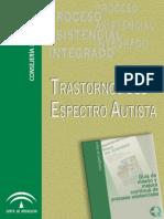 Proceso Asistencial Integrado del Trastorno del Espectro Autista