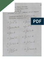 Integración Por Partes y Por Propiedades Trigonometricas Fundamentales