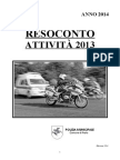 Report Municipale Prato