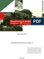 Requalificação Da Estação Ferroviária de Ituverava - SP