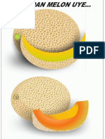 Membuat Melon Dg Coreldrw