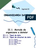 2.Organizarea datelor.pps