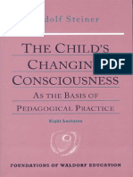 childs changing consciousness