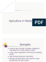 Agriculture in Maharahtra