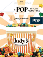 3dd35368f91293 Jody s Gourmet - Promotional Products 2014