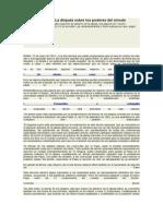 15-05-2014 Pedro y Los Doce. La Disputa Sobre Los Poderes Del Sínodo SANDRO MAGISTER