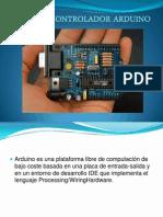 Microcontrolador Arduino Expo