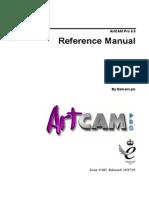 ArtCAMPro8 Reference Manual En