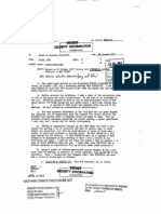 "Declassified CIA file - Meeting with KIBITZ-15 and his  Reaction to BDJ ""FLAP"" (28 Oct 1952)"