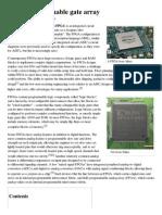 Field-programmable Gate ..., The Free Encyclopedia