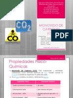 Monoxido de Carbono (Co)