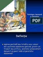 Patologia herniara