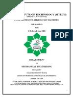 FM & HM Lab Lab Manual