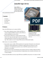 Complex Programmable Logic Device - Wikipedia, The Free Encyclopedia