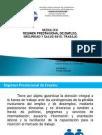 REGIMEN PRESTACIONAL DE EMPLEO (MÓDULO III).ppt