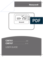 CM707 User Guide
