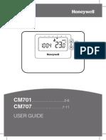 CM707 User Guide