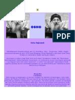 OSHO biographi