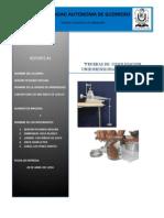 Reporte de Mecanica de Suelos Consolidacion Unidimensional