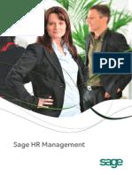 Sage Hr Management Plaquette Produit