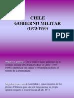 Chile Gobiernos Militares y Proceso Democratico