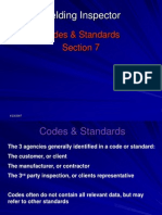 7 Codes and Standards