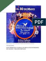 15-05-2014 Blog Rafael Moreno Valle - AUDI GARANTIZA A PUEBLA LOS MÁS ALTOS ESTÁNDARES DE CALIDAD Y MEJORES EMPLEOS.