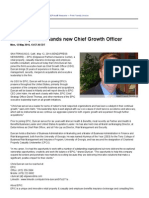 EPIC Expansion Lands New Chief Growth Officer