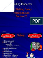 20 Arc Welding Safety
