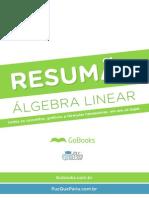 Resumao Algebra