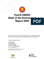Fourth ASEAN State of the Environment Report 2009 (Full Report)