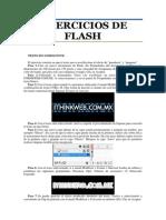 Ejercicios de Flash