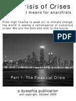 The Crisis of Crises, Part 1