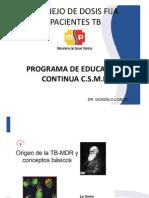 Tb Pulmonar Educacion Continua Por g.l.