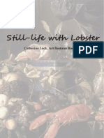 Still-Life with Lobster, Catherine Lock, Art Restorer Novel #2