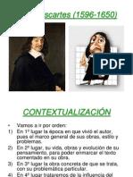 Contextualización René Descartes (1596-1650)