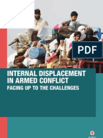 Internal displacement in armed conflict