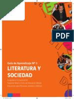 Literatura y Sociedad
